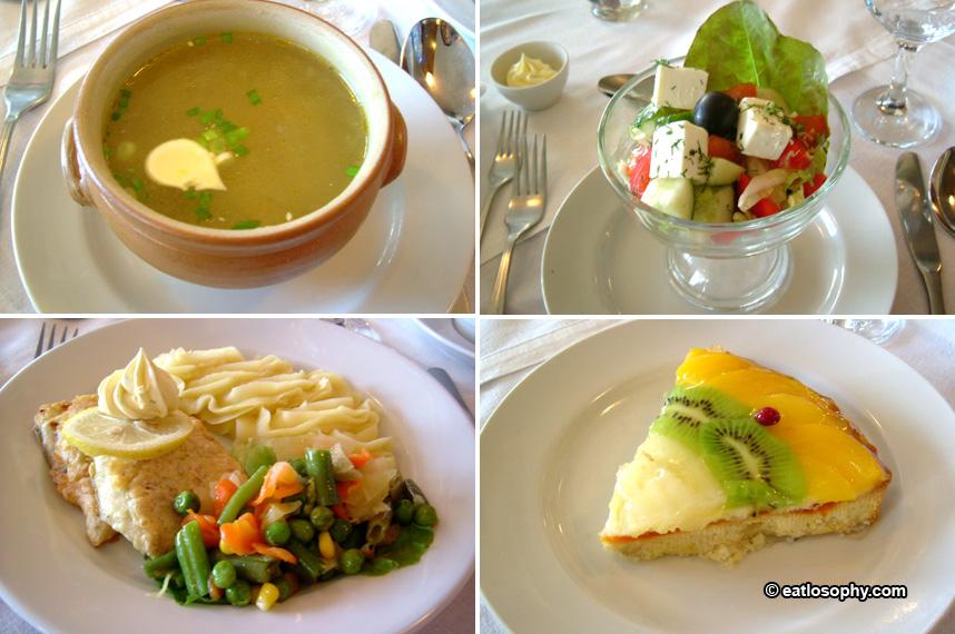 Lunch Novgorod