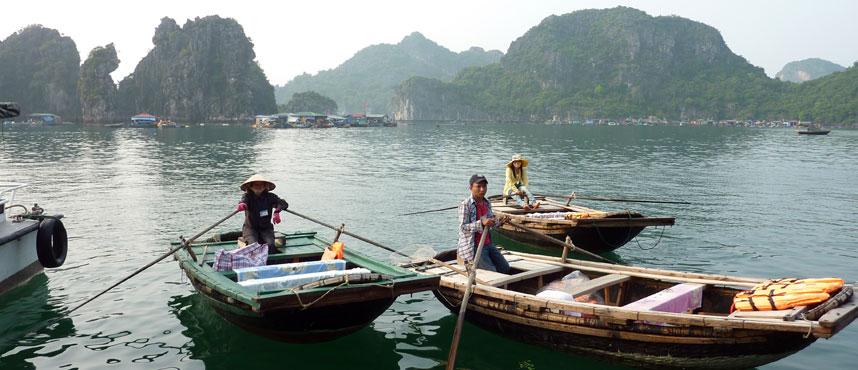 Indochina Sails