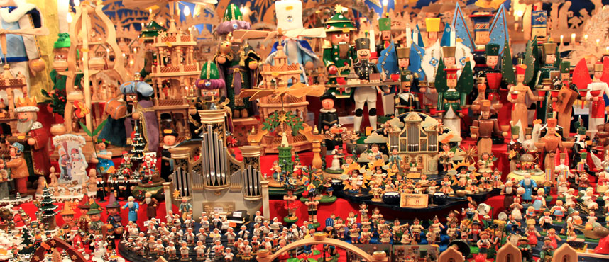 nothing beats the feeling of walking around a christmas market in nuremberg you can find gorgeous christmas decorations and traditional toys here - Over The Top Christmas Decorations