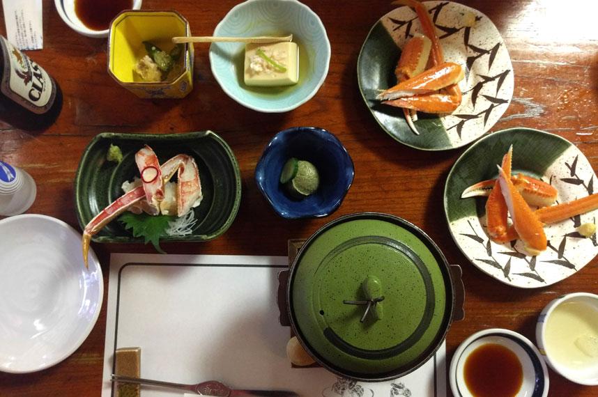 hokkaido_kani_shogun_dinner