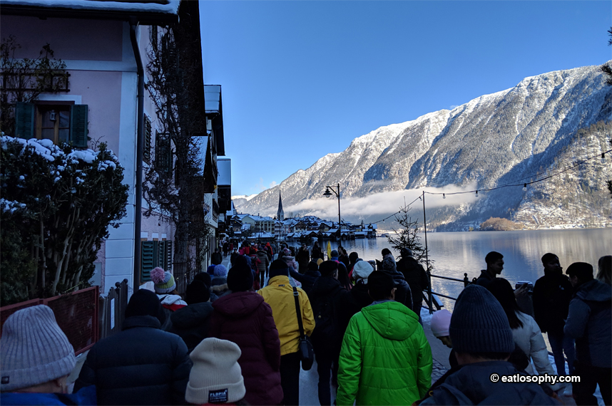 Hallstatt tour groups