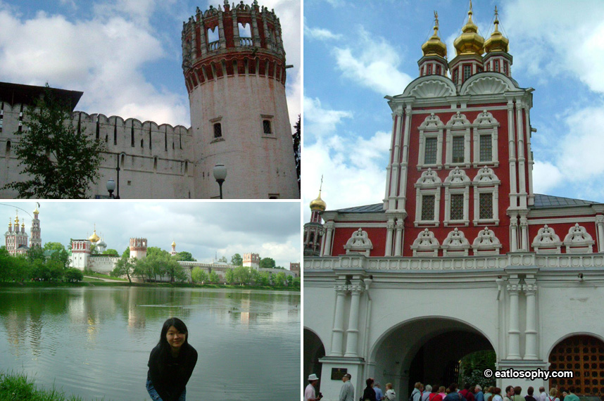 Moscow Novodevichy Convent