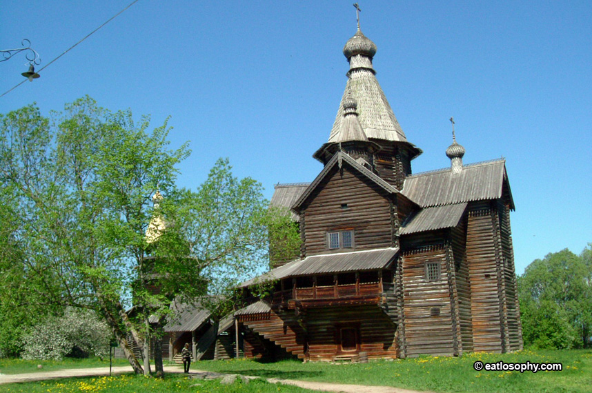 Vitoslavitsy Museum of Folk Wooden Architecture