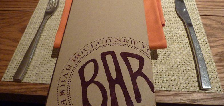 Bar Boulud