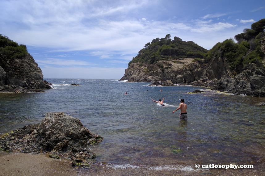 porquerolles_swimming