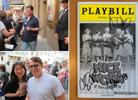 My Broadway Show List