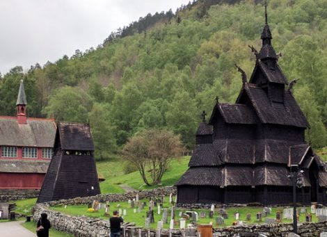 Borgund Stave Church | The Oldest Stave Church in Norway
