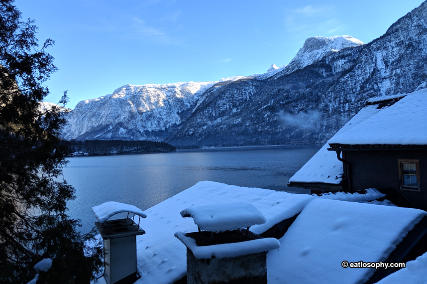 Hallstatt Winter