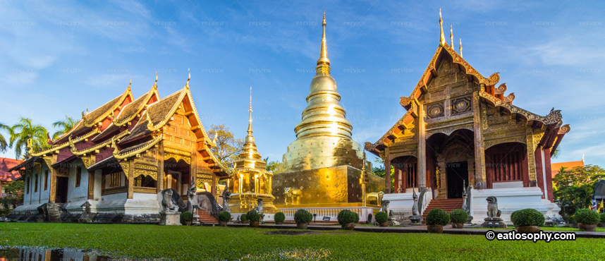 Must See Temples in Chiang Mai's Old City