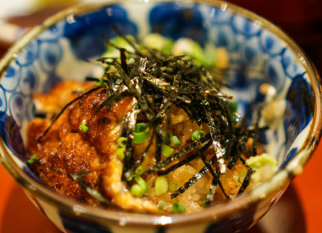 Try the Famous Hitsumabushi in Nagoya