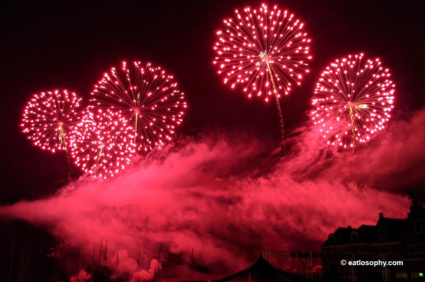 Huis Ten Bosch Countdown Fireworks